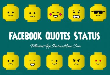 Facebook Quotes Status Quotes for Facebook about Love, Life, Attitude
