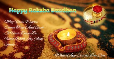 Raksha Bandhan Status 2019 Happy Raksha Bandhan Wishes Messages