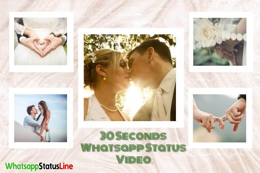 30 Seconds Whatsapp Status Video Download Whatsappstatuslinecom