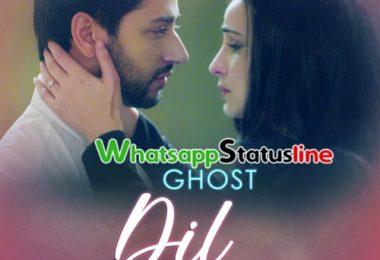 Dil Mang Raha Hai Ghost Yasser Desai Status Video