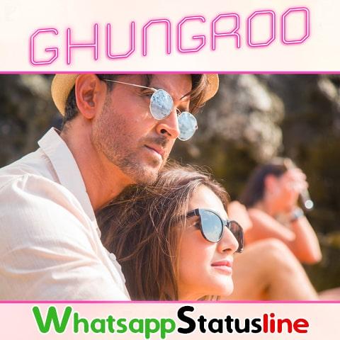 Ghungroo Arijit Singh Whatsapp Status Video Ghungroo War