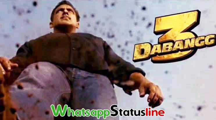 Munna Badnaam Hua Dabangg 3 Status Video Free Download Dabangg 3