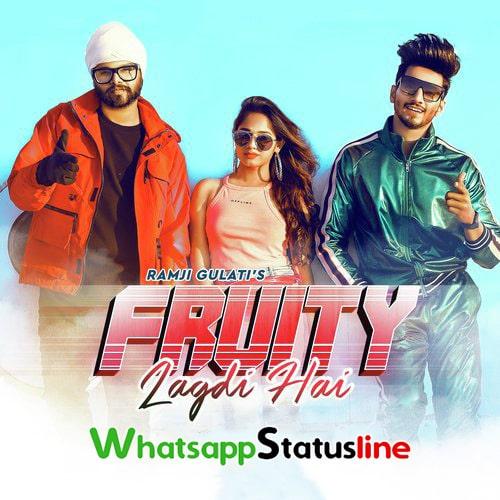 Fruity Lagdi Hai Song Mr Faisu Jannat Zubair Status Video