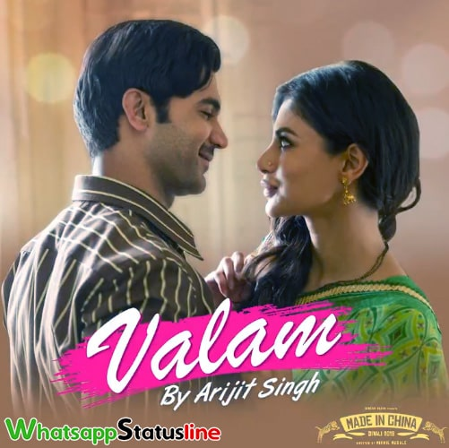 Valam Made In China Arijit Singh Song