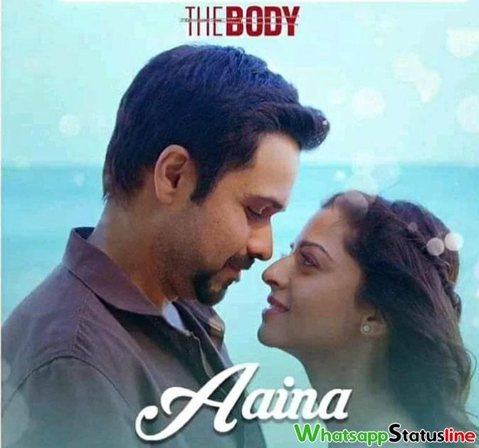 Aaina The Body Song Neha Kakkar Status Video Download