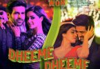 Dheeme Dheeme Pati Patni Aur Woh Song Status Video