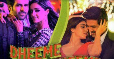 Dheeme Dheeme Pati Patni Aur Woh Song Status Video