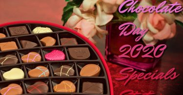 Chocolate Day 2020 Specials Status Video