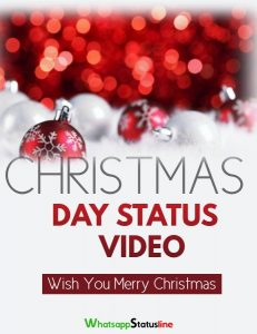 Christmas Day Status Video Download Merry Christmas Wishing