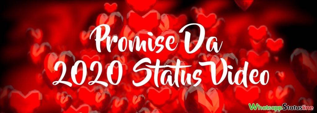 Promise Day 2020 Special Status Video