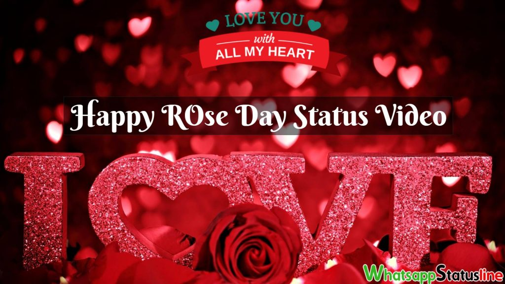 Rose Day 2021 Specials Status Video