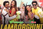 Lamborghini Song Neha Kakkar Jassie Gill Whatsapp Status Video