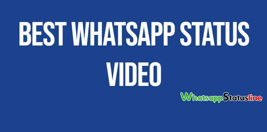 Best Whatsapp Status Video Download
