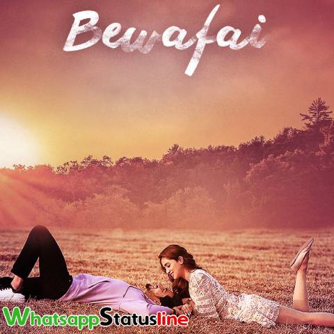 Bewafai Song Sachet Tandon Status Video