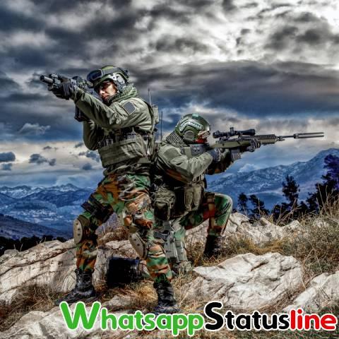 Desh Bhakti, Army Status Videos