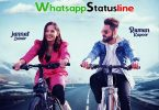 Tere Naam Song Jannat Zubair Status Video