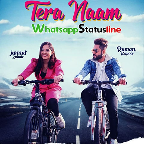 Tere Naam Song Jannat Zubair Status Video