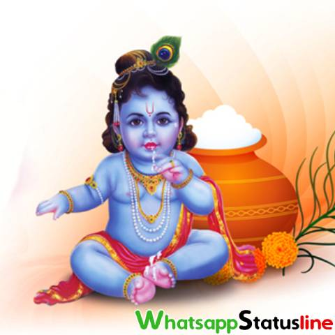 Krishna Janmashtami 2020 Whatsapp Status Video