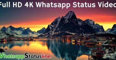 Full HD 4K Whatsapp Status Video