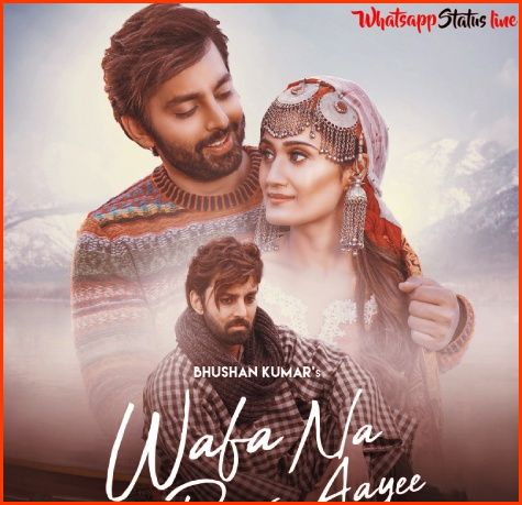 Wafa Na Raas Aayee Jubin Nautiyal Song Status Video