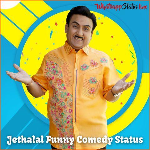 Jethalal Funny Comedy Whatsapp Status Video