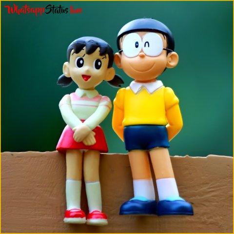 Nobita Shizuka Love Whatsapp Status Video