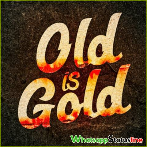 Old is Gold Song Whatsapp Status Video