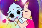 Radha Krishna Whatsapp Status Video