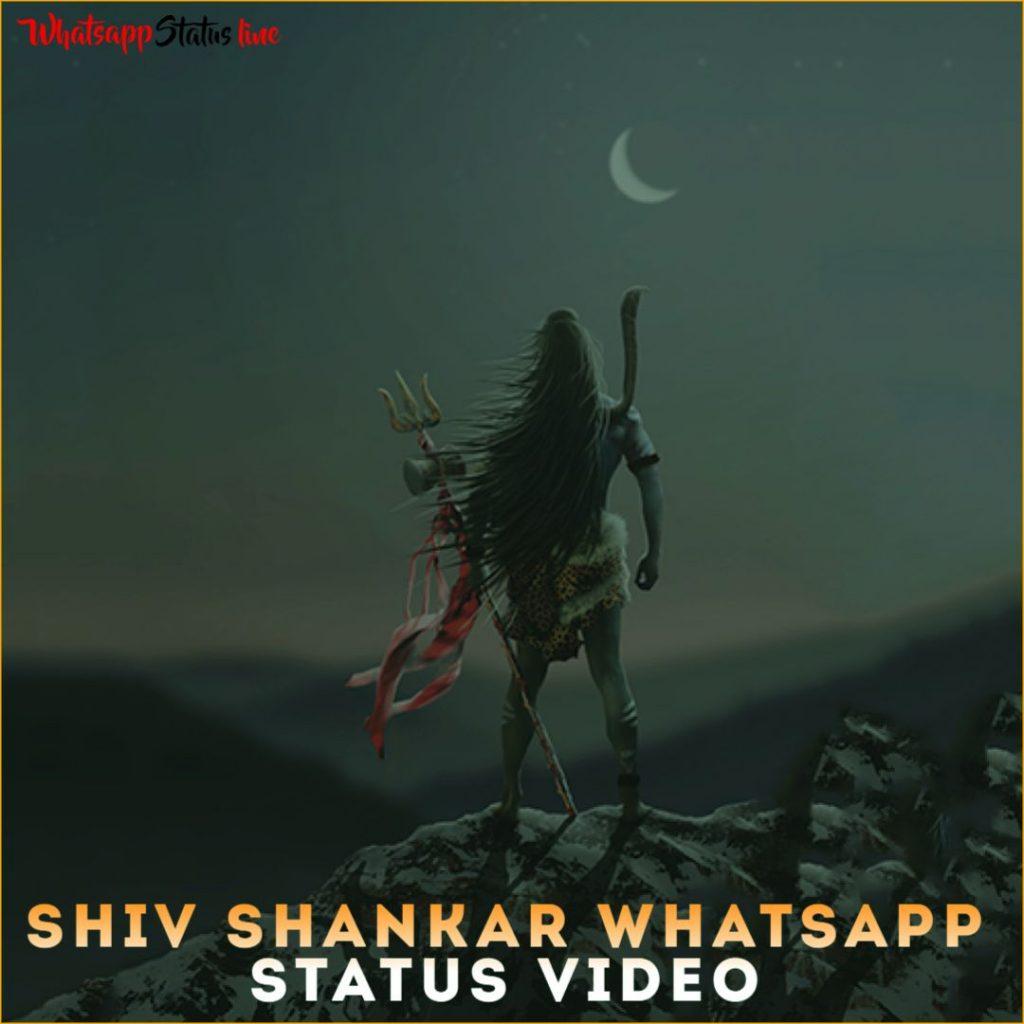 Shiv Shankar Whatsapp Status Video