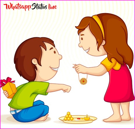 22 August Raksha Bandhan Whatsapp Status Video
