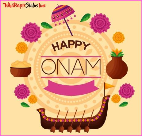 Happy Onam 2021 Whatsapp Status Video