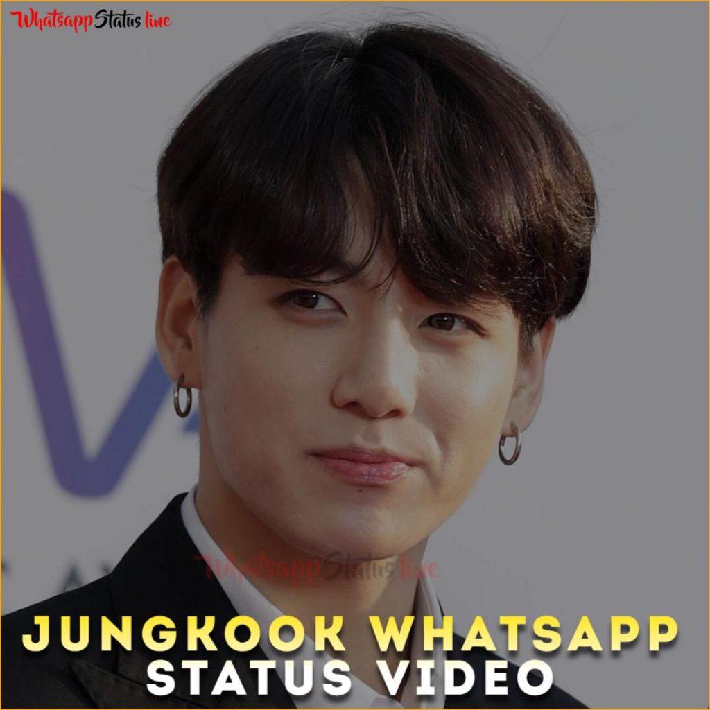 Jungkook Whatsapp Status Video
