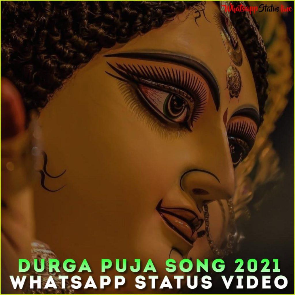Durga Puja Song 2021 Whatsapp Status Video