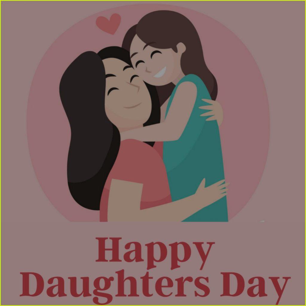 Happy Daughters Day 2021 Whatsapp Status Video