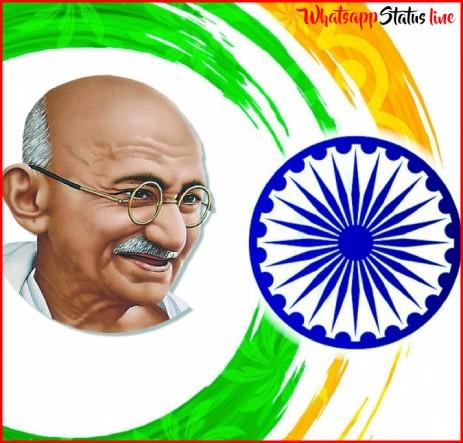 Happy Gandhi Jayanti 2021 Whatsapp Status Video