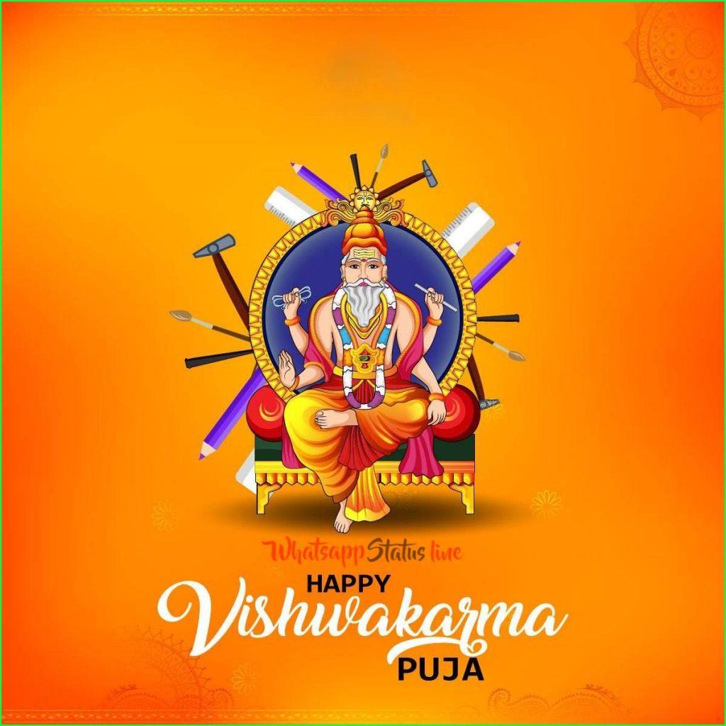 Happy Vishwakarma Puja 2021 Whatsapp Status Video