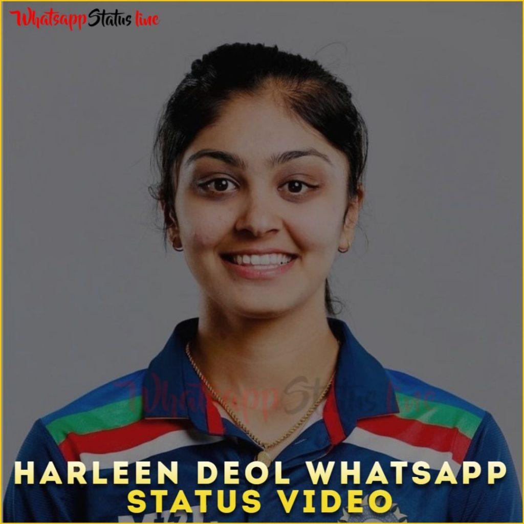 Harleen Deol Whatsapp Status Video
