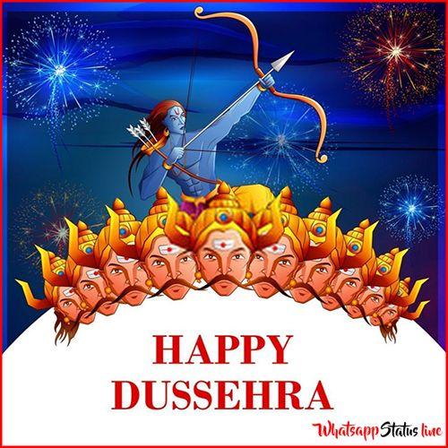 Dussehra 2021 Full Screen Whatsapp Status Video