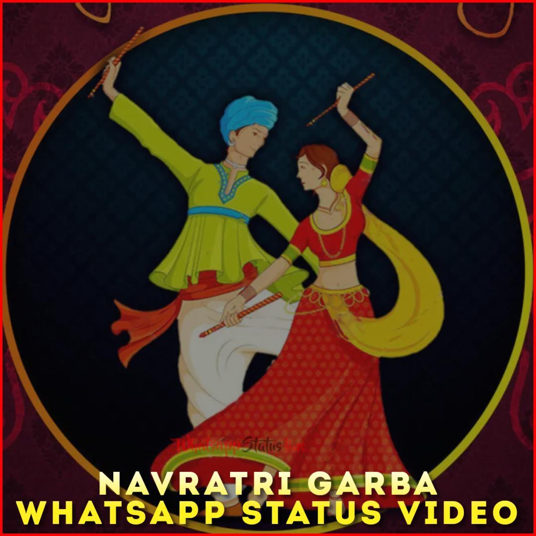 Navratri Garba Whatsapp Status Video