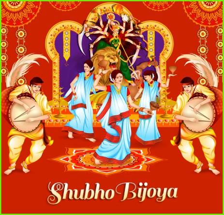 Subho Bijoya Dashami Whatsapp Status Video