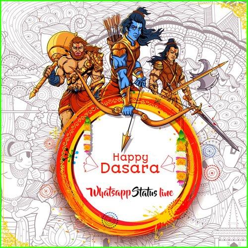 Vijayadashmi Dussehra 2021 Whatsapp Status Video